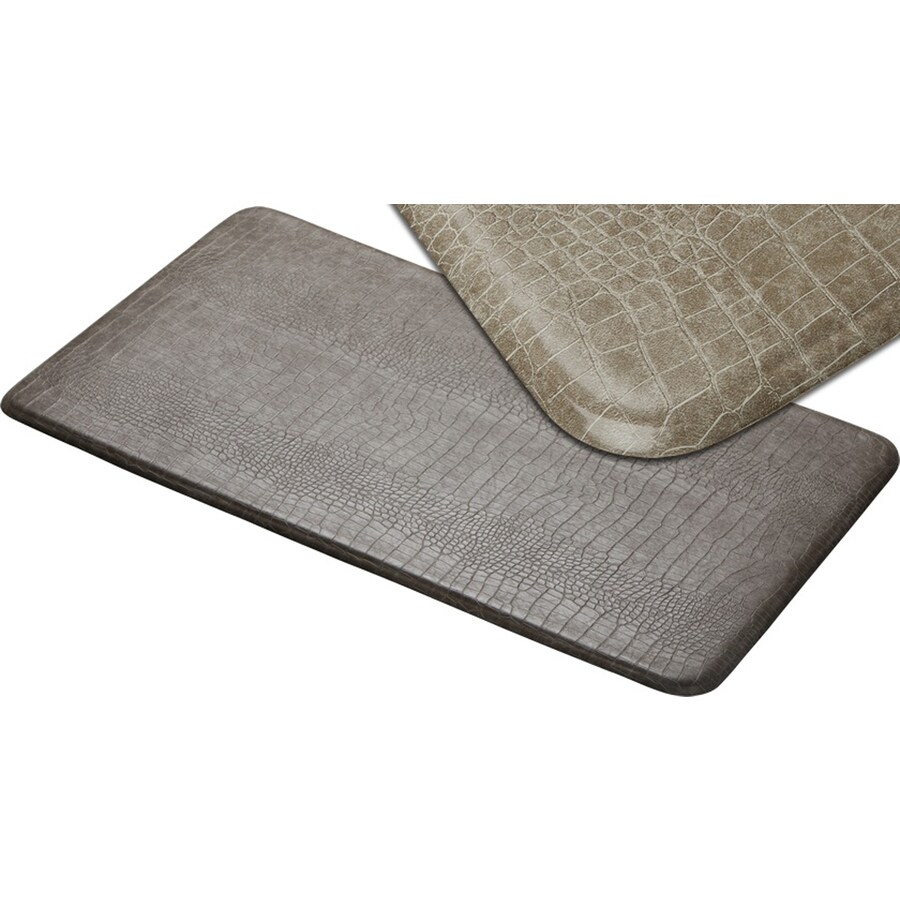 Imprint Goose Anti-Fatigue Mat (Common: 2-ft x 4-ft; Actual: 26-in x 48-in)