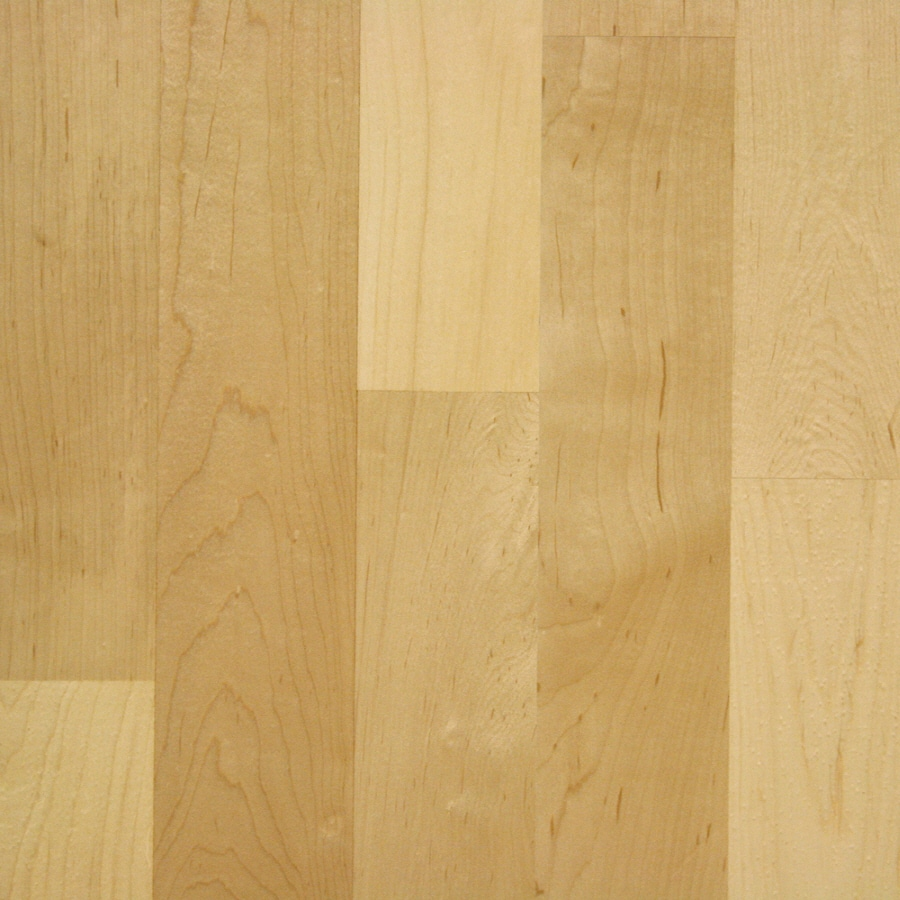 tecsun 7.5-in W Prefinished Maple Engineered Hardwood Flooring (Natural)