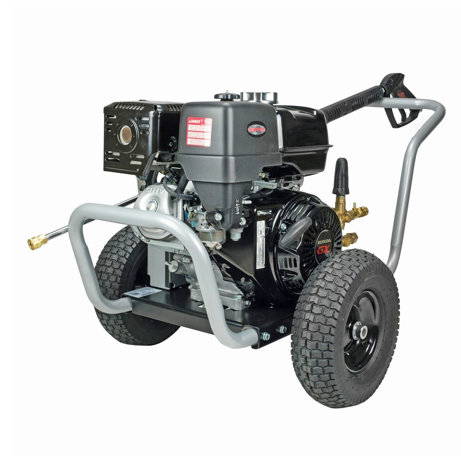 SIMPSON 4200-PSI 3.5-GPM Water Gas Pressure Washer