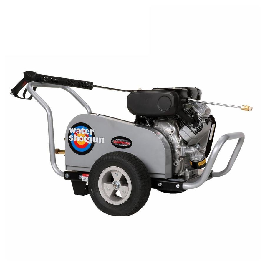 SIMPSON 4000-PSI 5-GPM Water Gas Pressure Washer