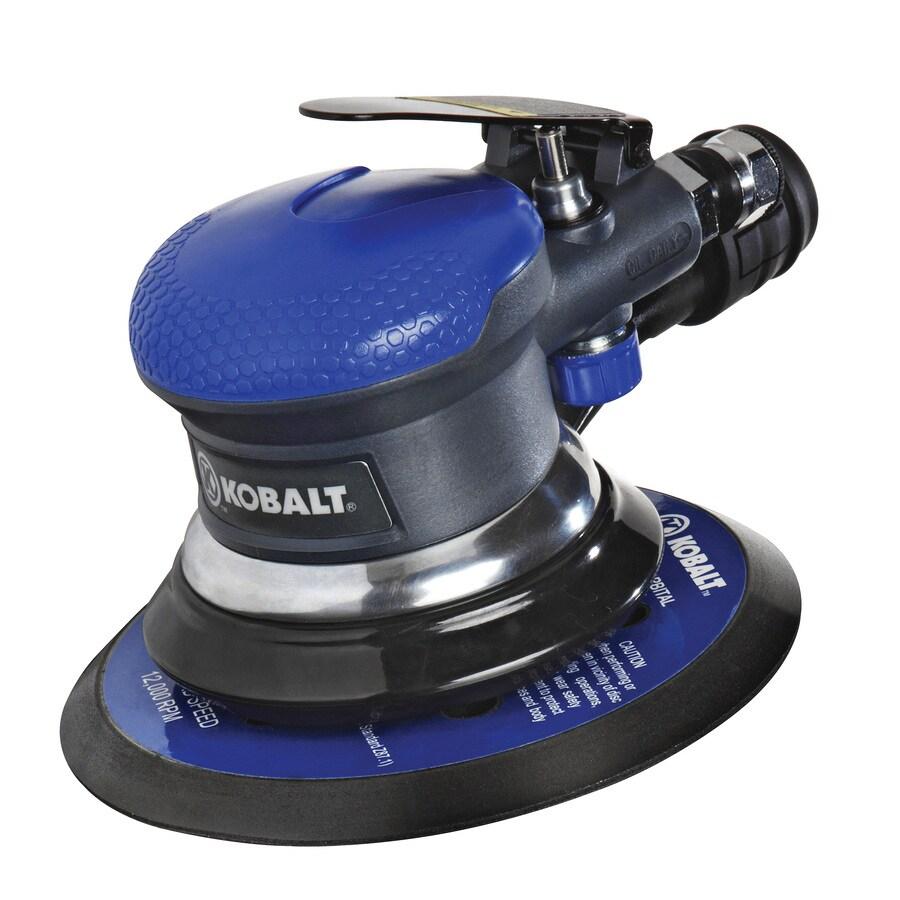 Kobalt 6-in Palm Sander-Vac/Non-Vac
