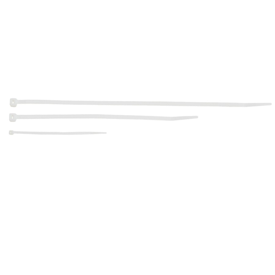 Utilitech 500-Pack Nylon Cable Ties