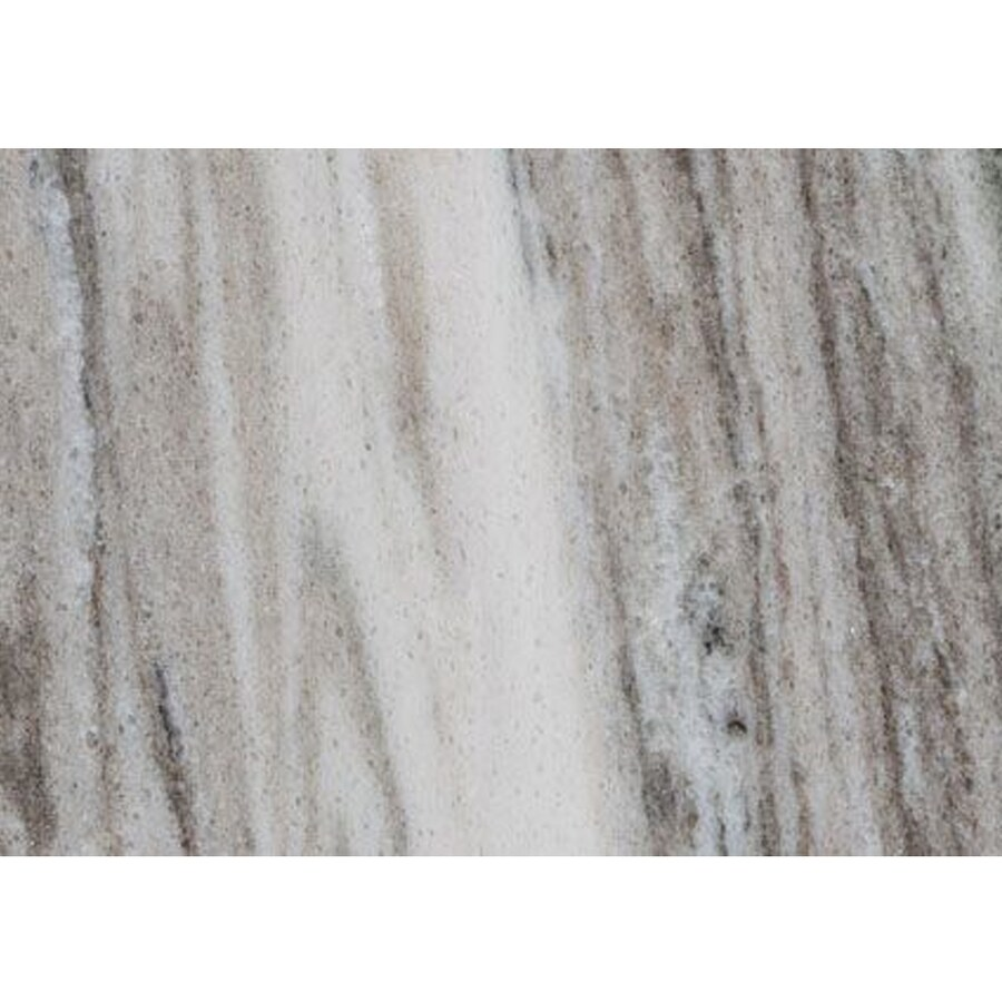 Bermar Natural Stone Horizon Polished Marble Floor and Wall Tile (Common: 4-in x 10-in; Actual: 4-in x 12-in)