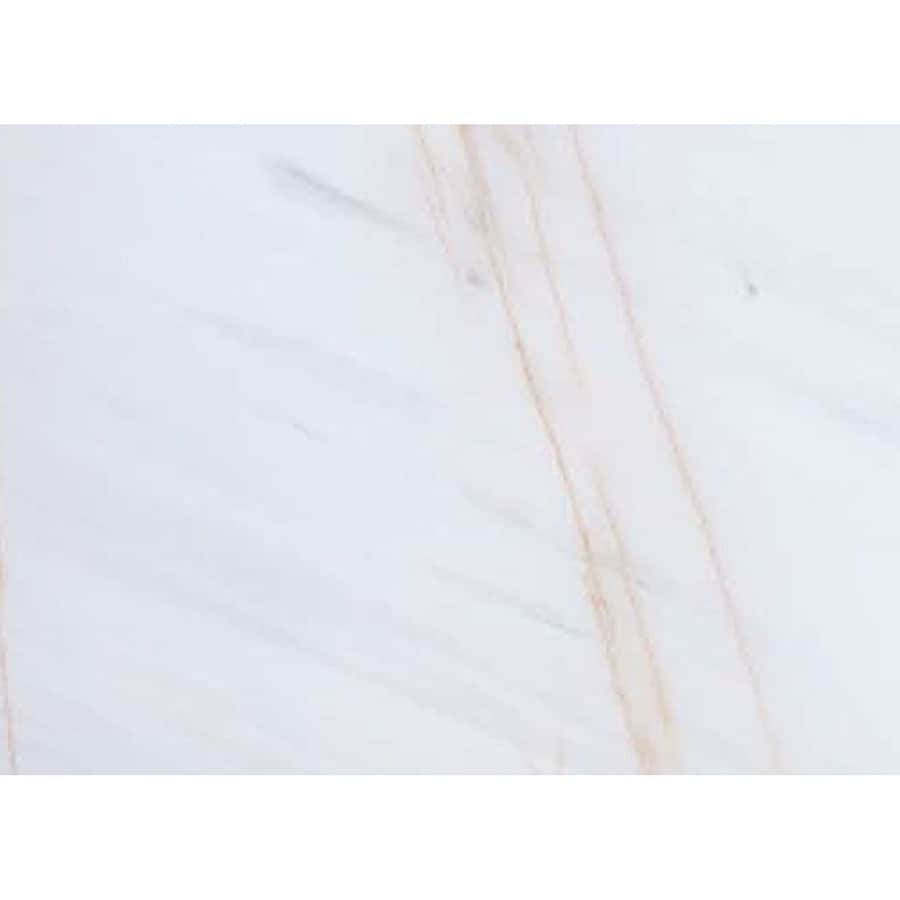 Bermar Natural Stone Izmir Polished Marble Floor and Wall Tile (Common: 12-in x 24-in; Actual: 12-in x 24-in)