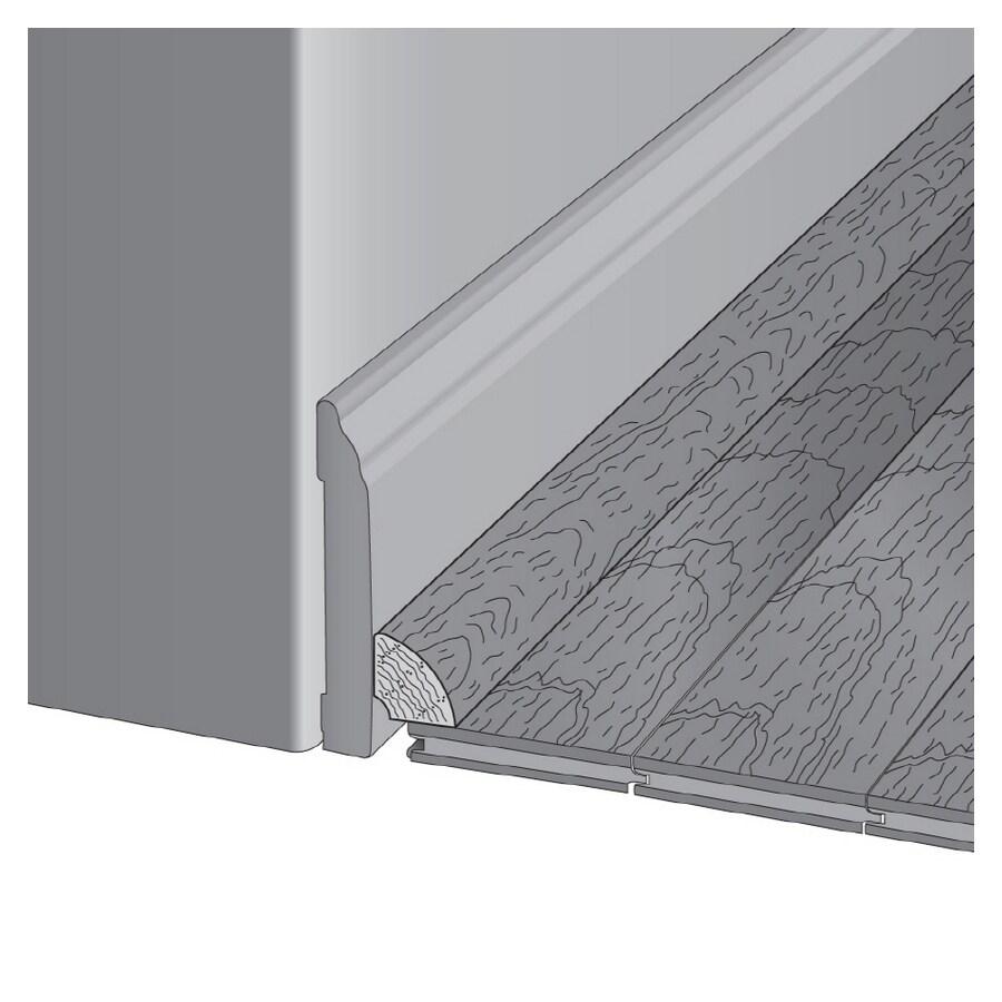 LM Flooring 3/4-in x 78-in Buckeye Quarter Round Moulding