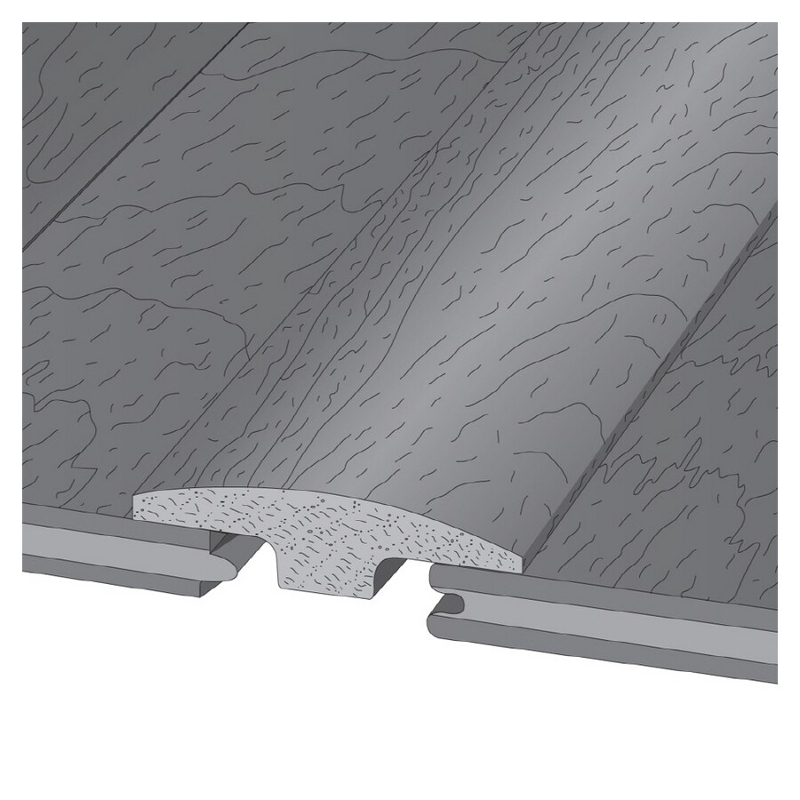 LM Flooring 2-in x 78-in Hearth T-Moulding