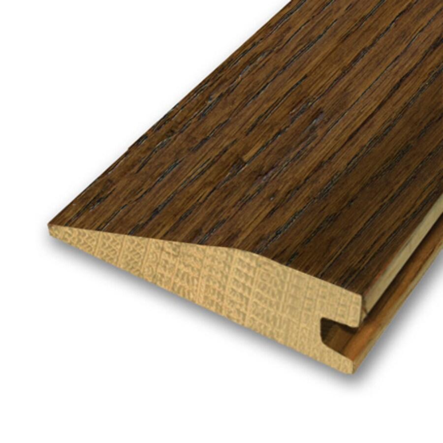 LM Flooring 2-in x 78-in Cottage Oak Reducer Moulding
