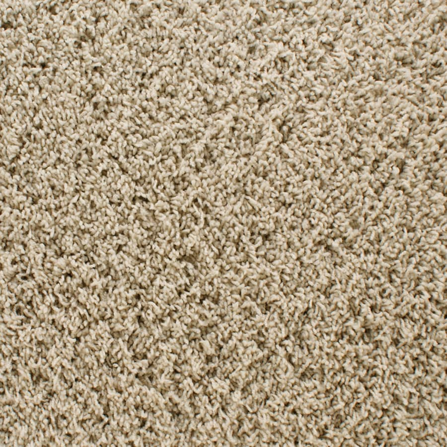 STAINMASTER Active Family Dorchester Cream Frieze Indoor Carpet
