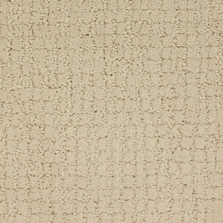 STAINMASTER Nivea Rectangular Indoor Tufted Area Rug (Common: 6 x 9; Actual: 72-in W x 108-in L)