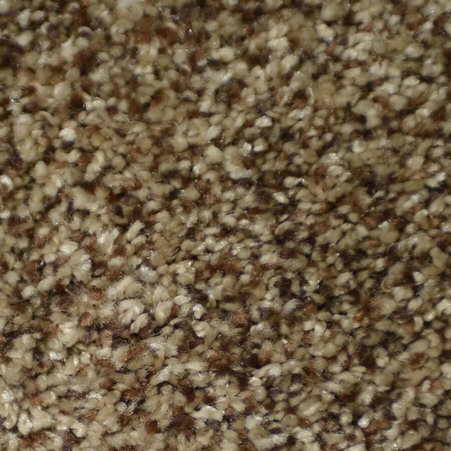 STAINMASTER TruSoft Clearman Estates Nepali Frieze Indoor Carpet