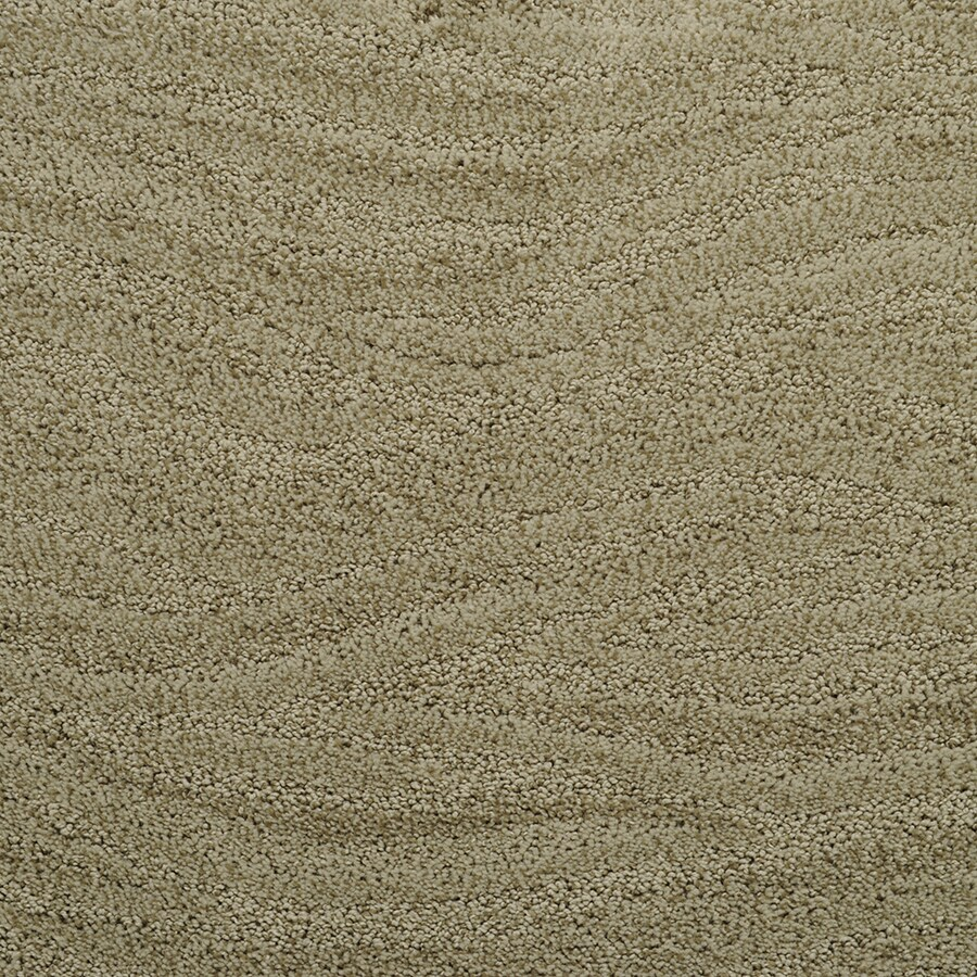 STAINMASTER Active Family Rutherford Spanish Olive Cut and Loop Indoor Carpet