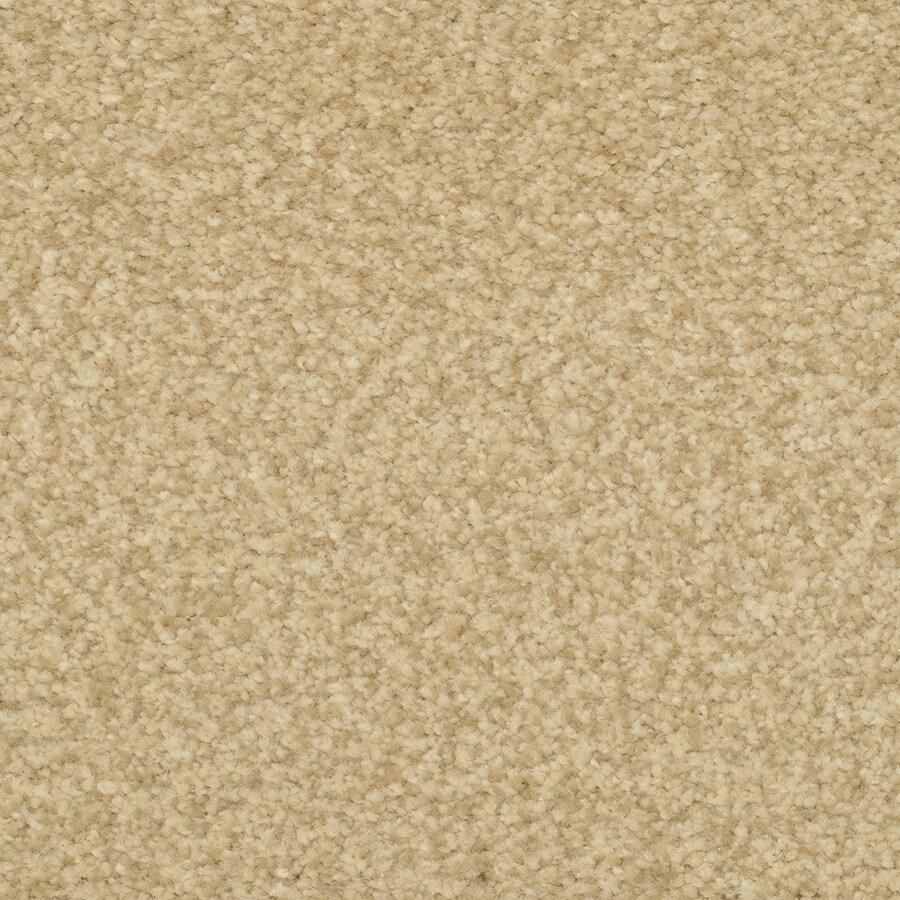 STAINMASTER Active Family Informal Affair Buckwheat Textured Indoor Carpet