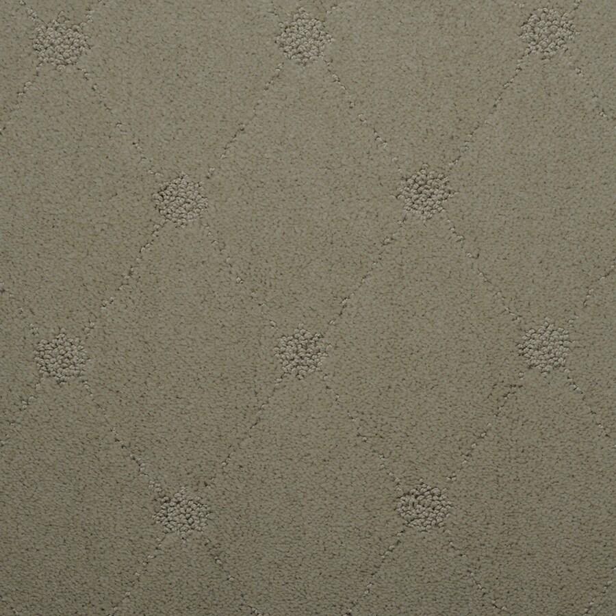 STAINMASTER TruSoft Hunts Corner Squish Cut and Loop Indoor Carpet