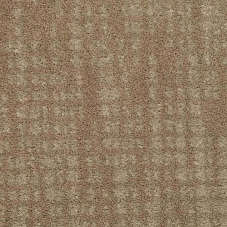 STAINMASTER TruSoft Pine Chapel Arrow Wood Cut and Loop Indoor Carpet