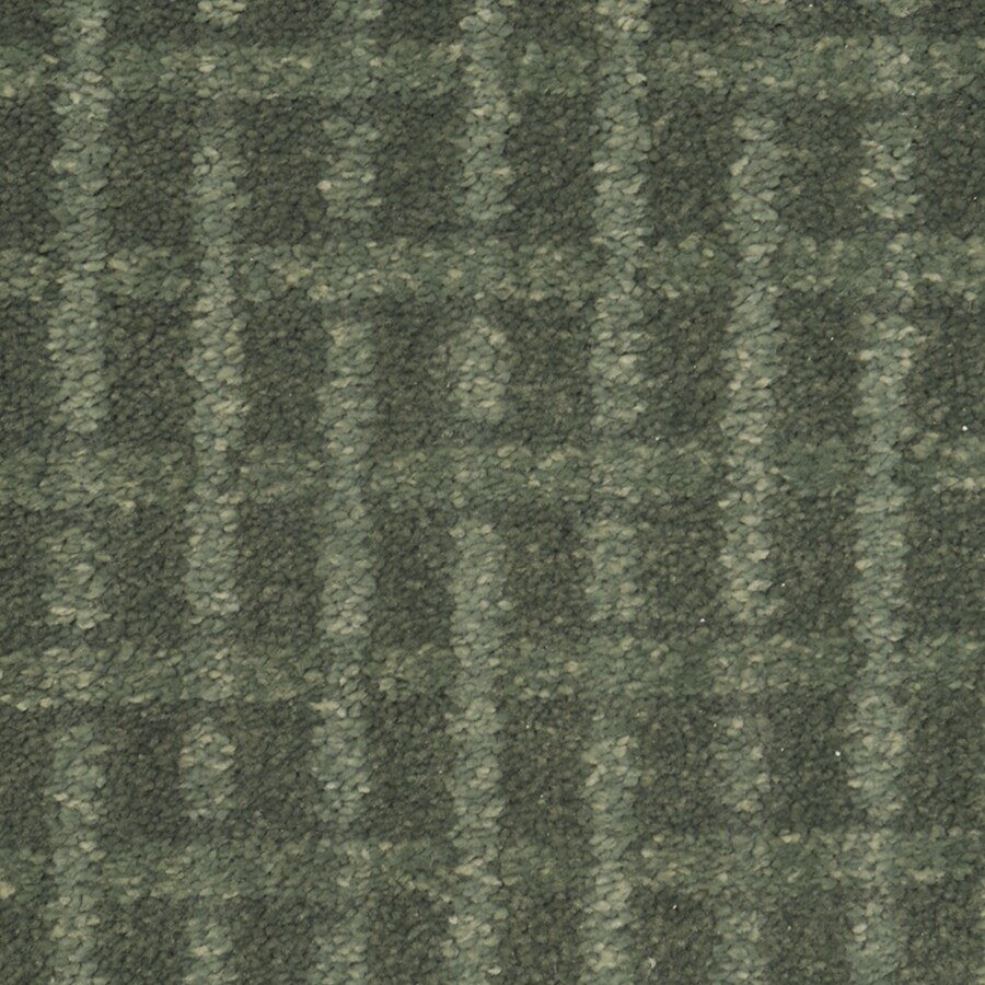 STAINMASTER TruSoft Chateau Avalon Pristine Point Cut and Loop Indoor Carpet