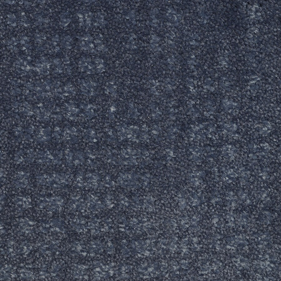 STAINMASTER Pine Chapel Blue Note Rectangular Indoor Tufted Area Rug (Common: 8 x 10; Actual: 96-in W x 120-in L)