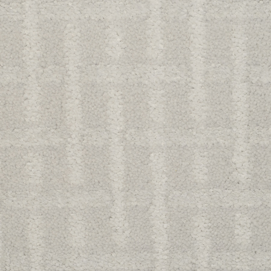 STAINMASTER Chateau Avalon Moonglow Rectangular Indoor Tufted Area Rug (Common: 8 x 10; Actual: 96-in W x 120-in L)