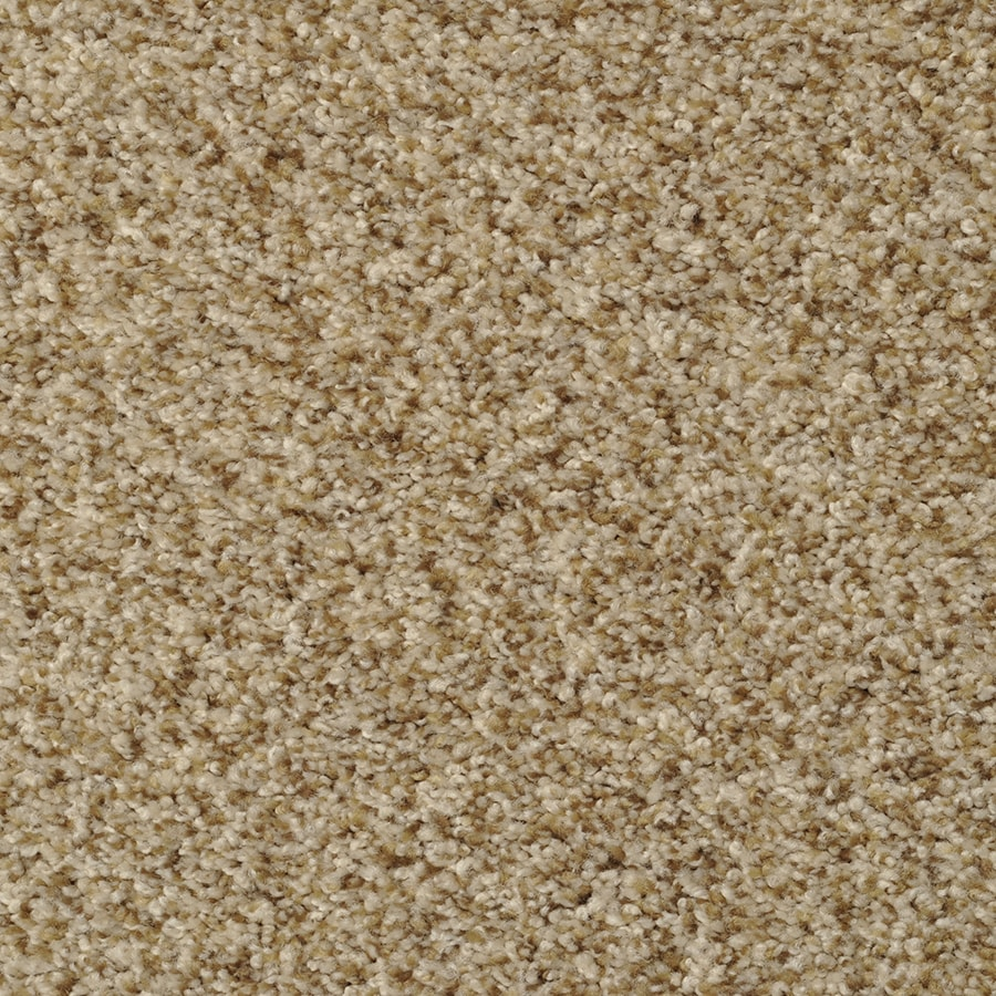 STAINMASTER On Broadway Pebble Beach Rectangular Indoor Tufted Area Rug (Common: 6 x 9; Actual: 72-in W x 108-in L)
