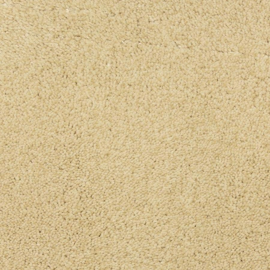 STAINMASTER PetProtect Entranced Cream Frieze Indoor Carpet