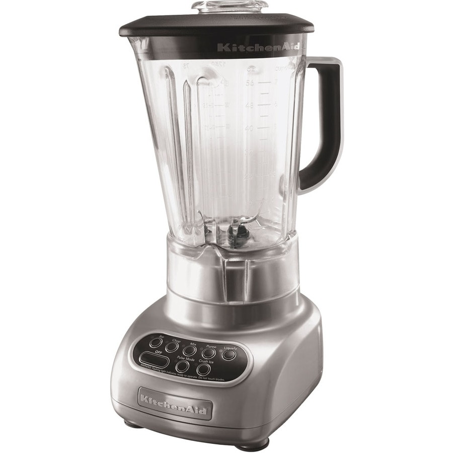 KitchenAid 56-oz Metallic Chrome 5-Speed Blender