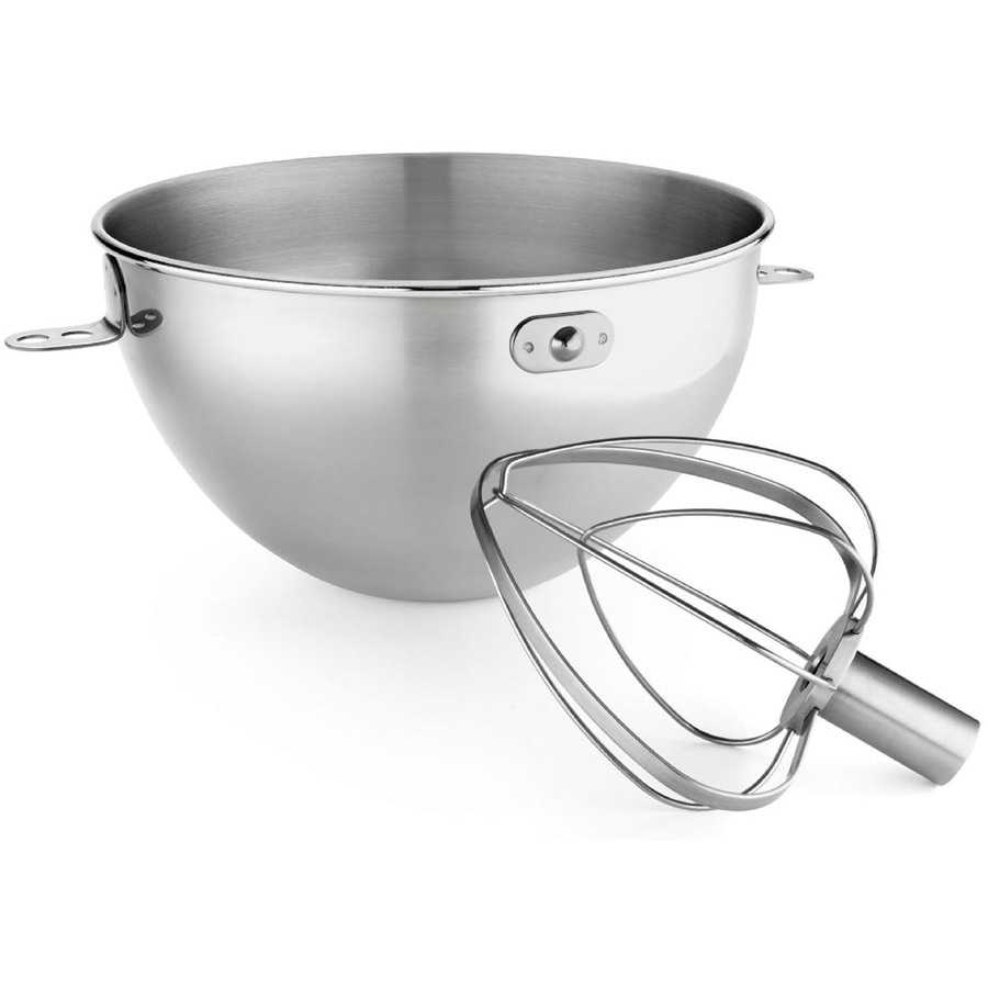 Shop Kitchenaid Stand Mixer Stainless Steel Bowl At