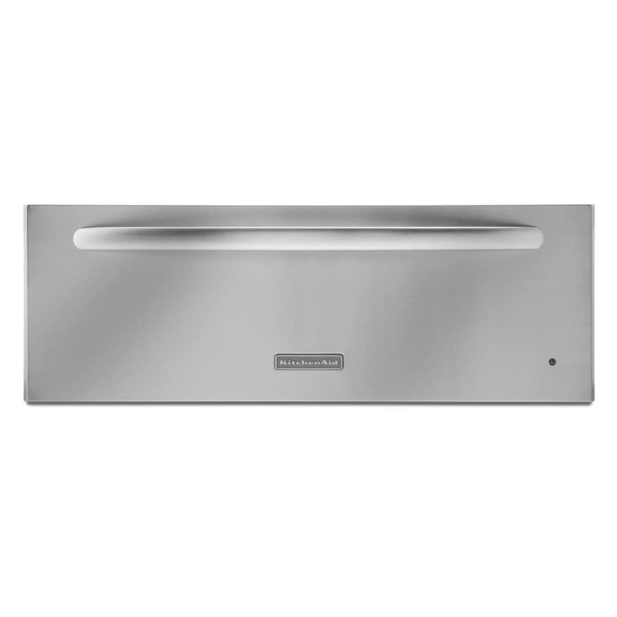 KitchenAid Warming Drawer (Stainless Steel) (Common: 24-in; Actual 23.75-in)
