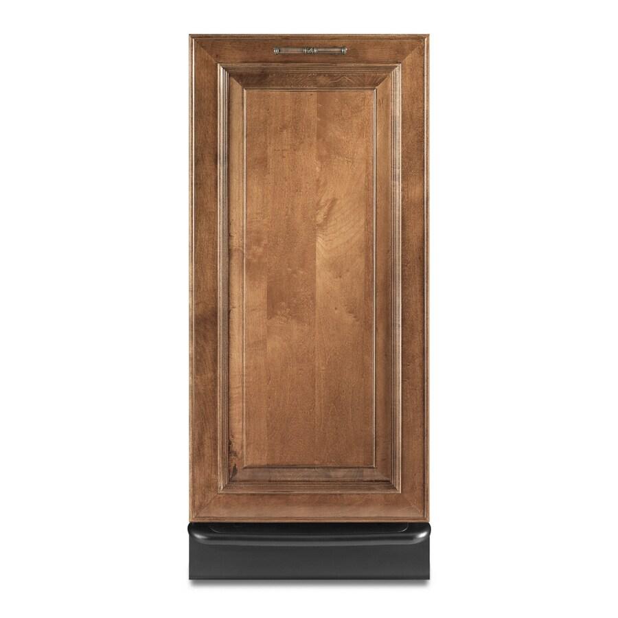 KitchenAid 15-in Custom Panel Undercounter Trash Compactor