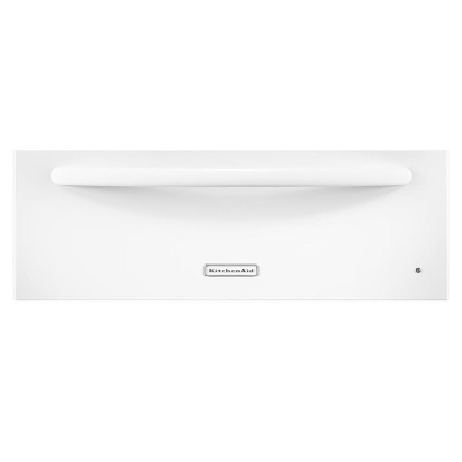 KitchenAid White Warming Drawer Panel Kit