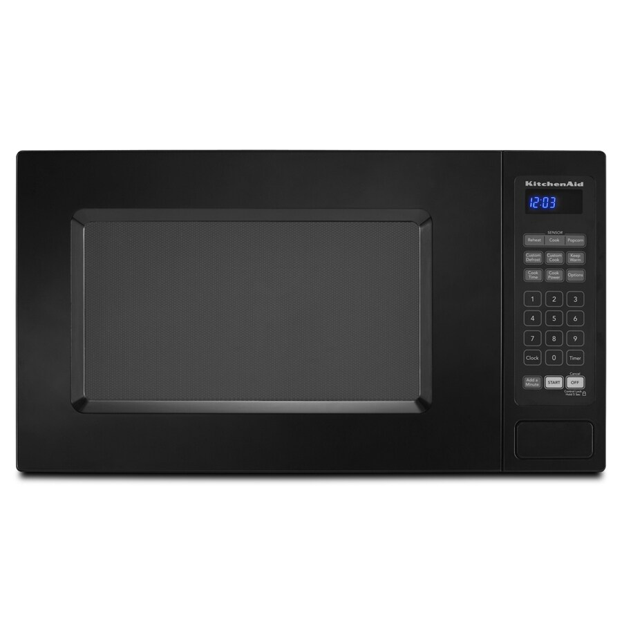 Shop KitchenAid 1.5 Cu. Ft. 1200-Watt Countertop Microwave (Color ...
