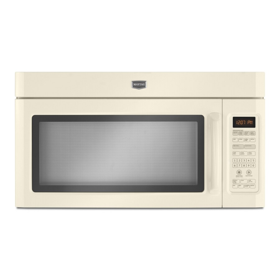 Maytag 2 cu ft Over-the-Range Microwave (Beige)