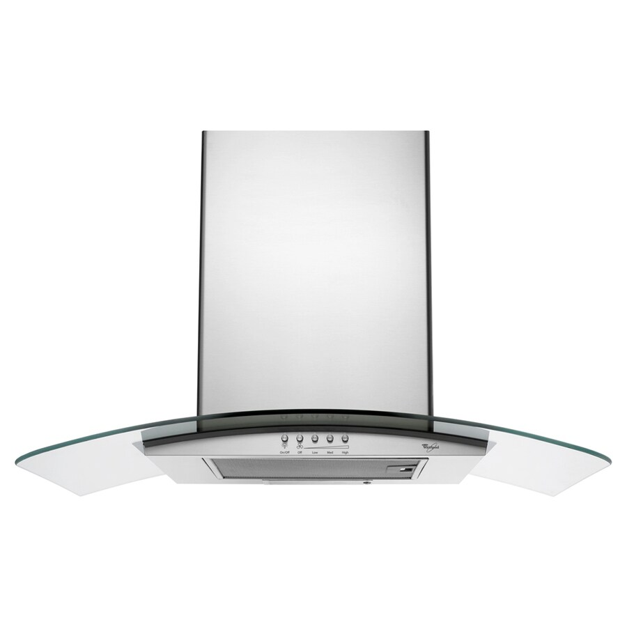Shop Whirlpool Gold Ducted Wall Mounted Range Hood