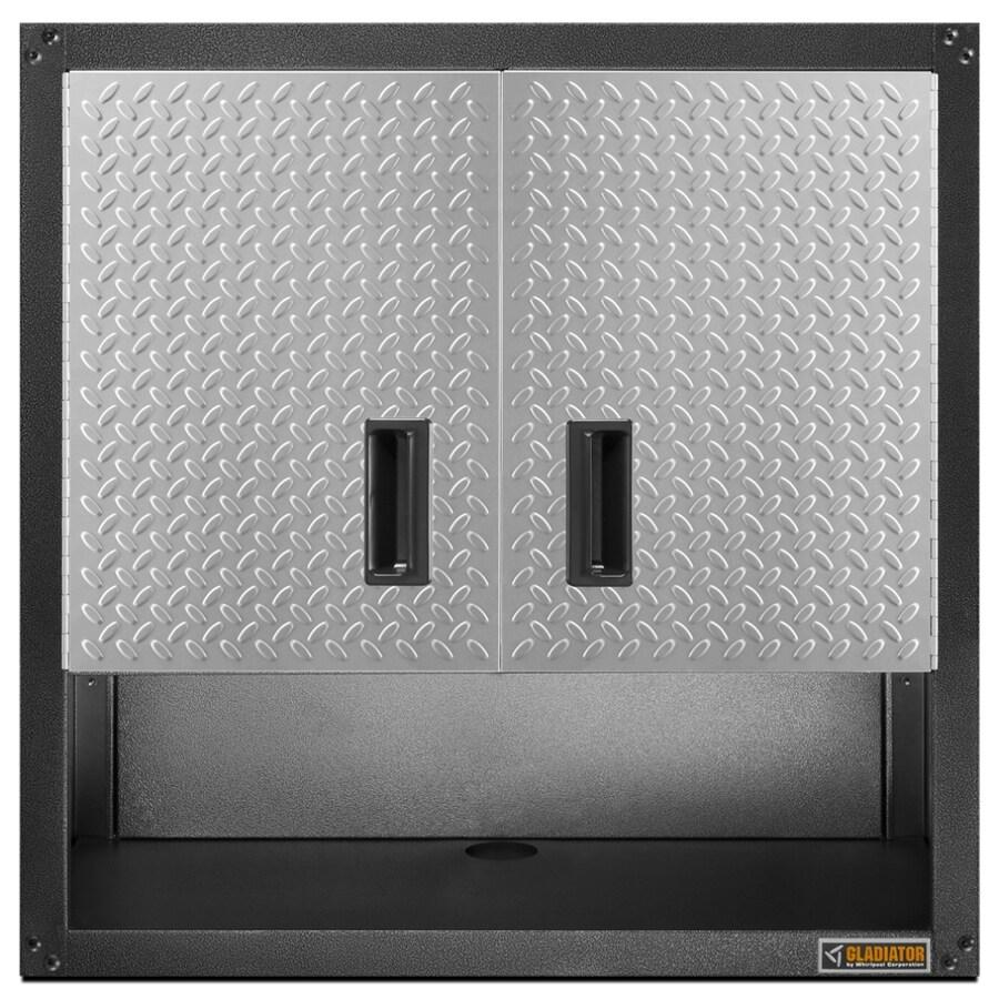 Gladiator 28-in H x 28-in W x 12-in D Metal Multipurpose Cabinet