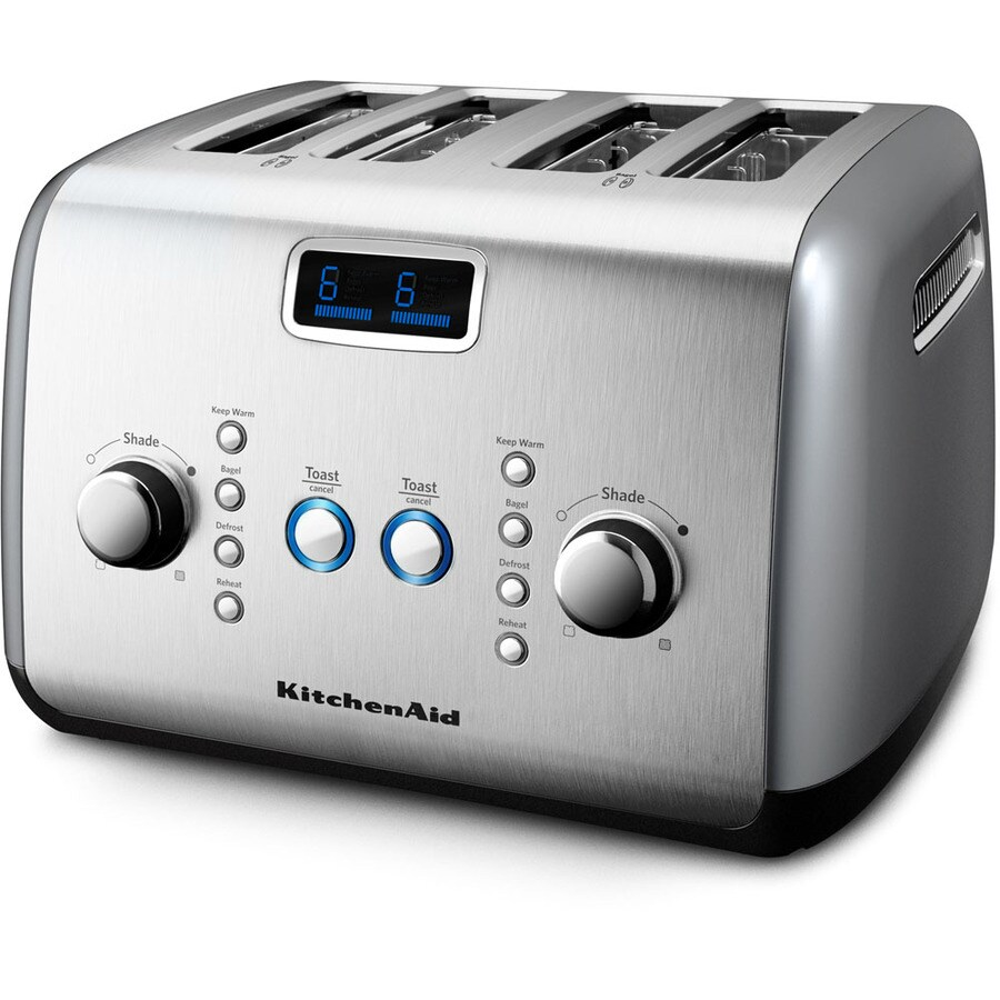KitchenAid 4-Slice Metal Toaster