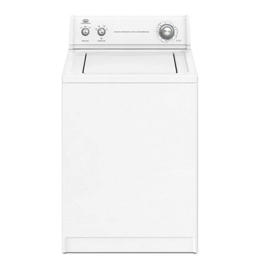Roper 3.1 cu ft Top-Load Washer (White)