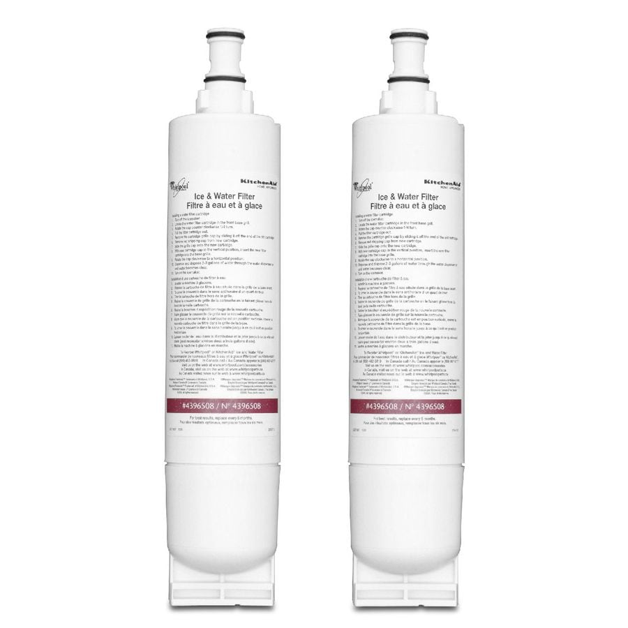 2-Pack 6-Month Refrigerator Water Filter