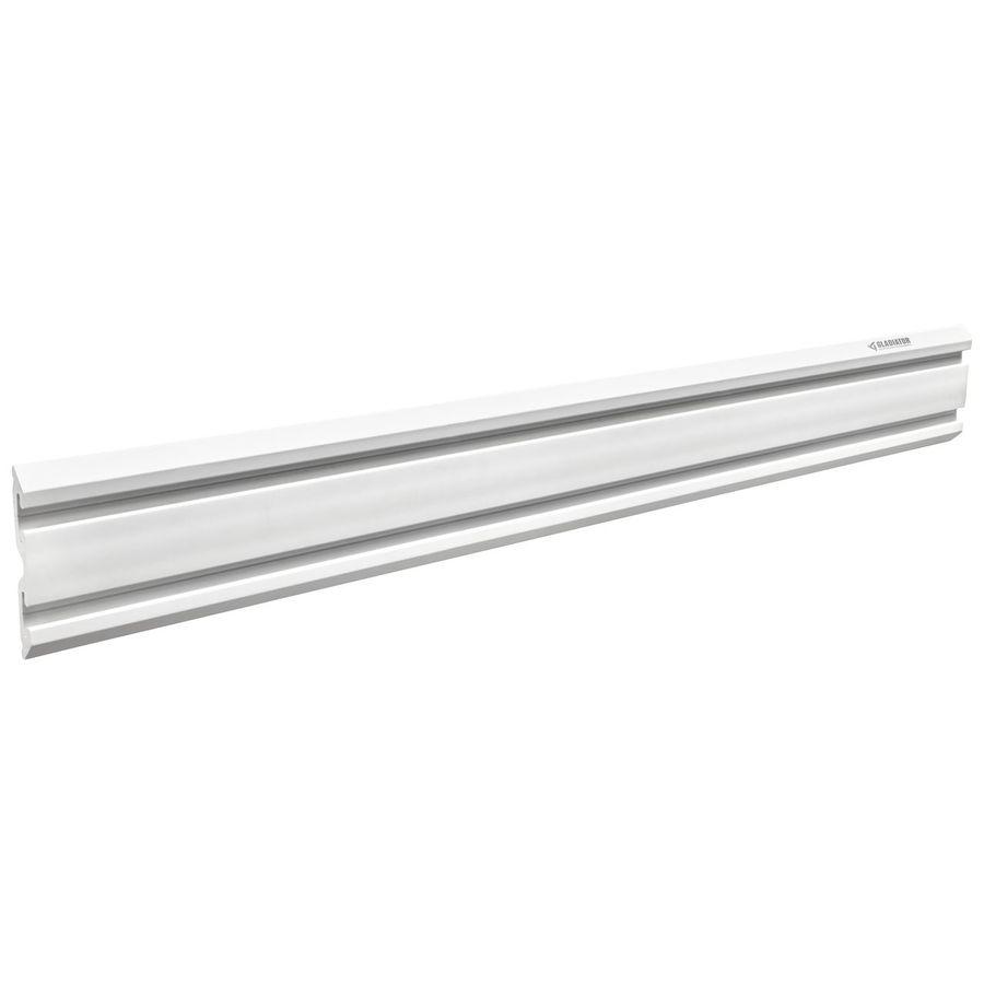 Gladiator 48-in L x 6-in H Gray Composite Storage Rails