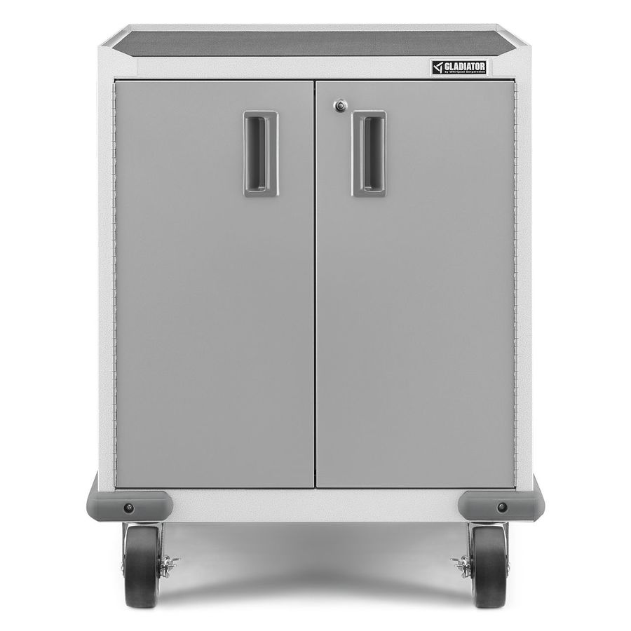Gladiator 28-in W x 34.5-in H x 25-in D Steel Freestanding Garage Cabinet