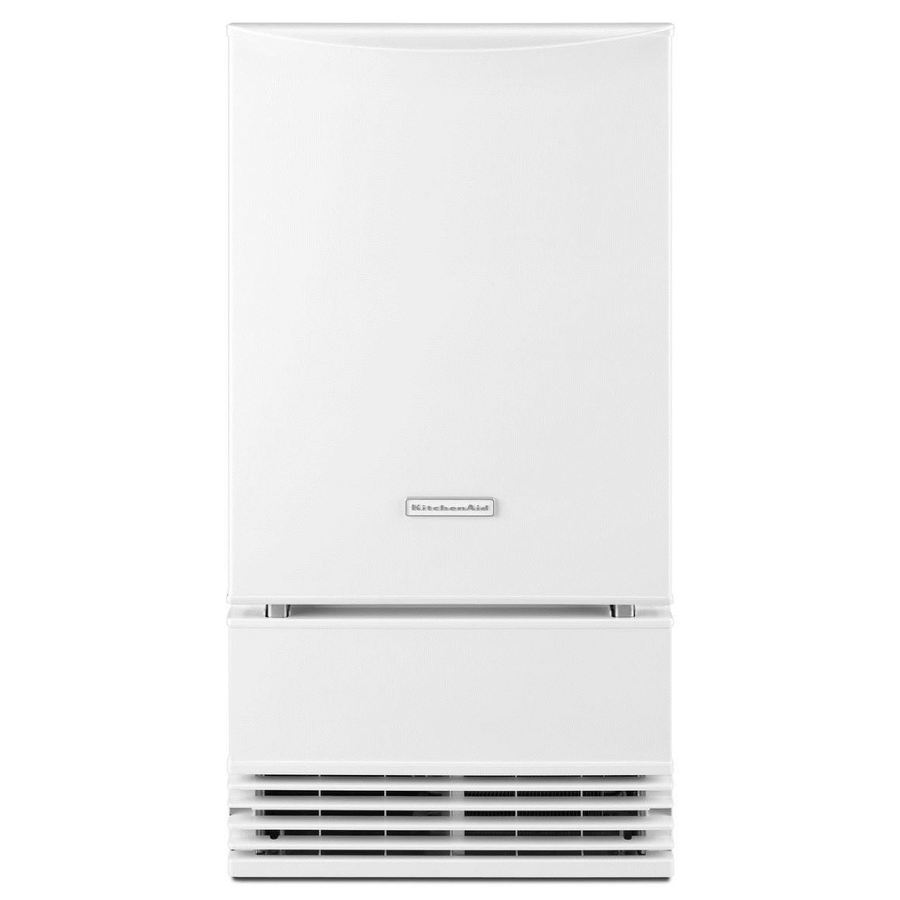 KitchenAid 35-lb Freestanding/Built-in Ice Maker