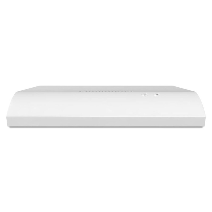 Whirlpool Undercabinet Range Hood (White) (Common: 36-in; Actual: 35.9375-in)