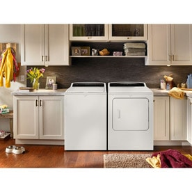 Shop Whirlpool 4 8 Cu Ft High Efficiency Top Load Washer
