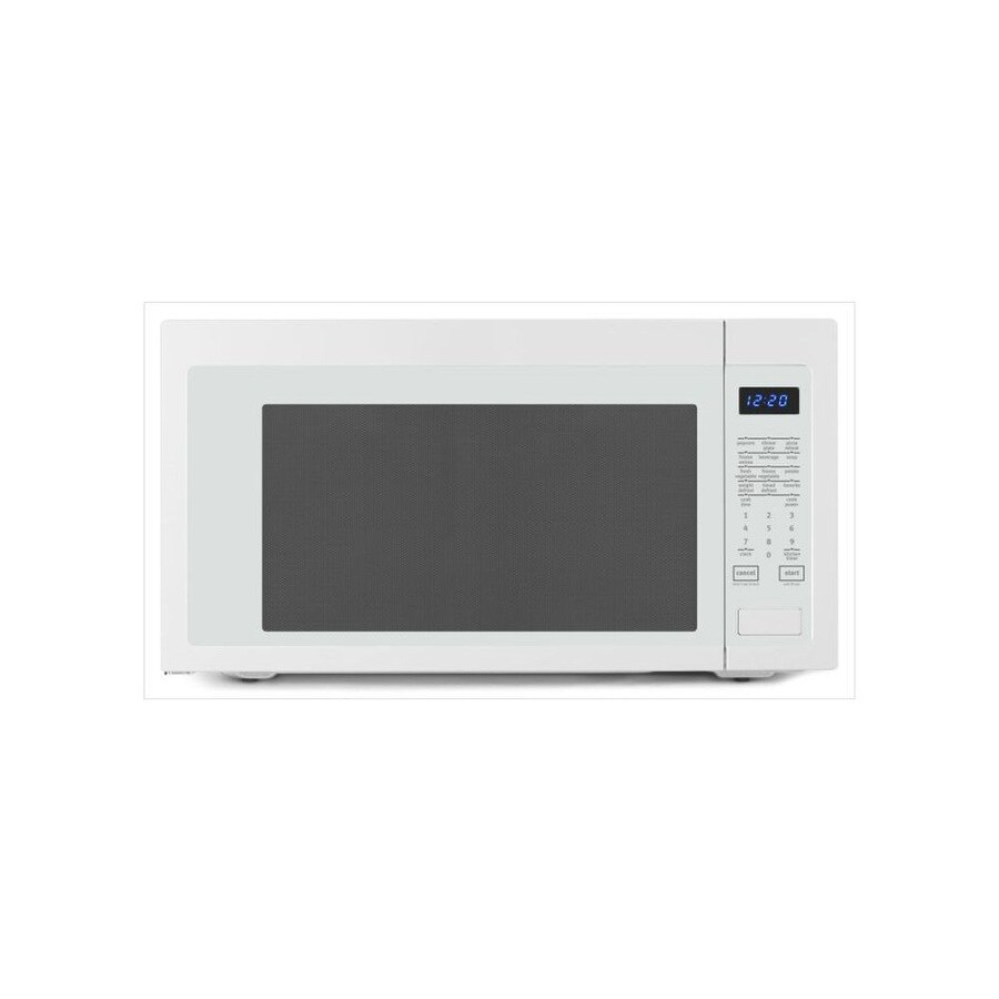 Countertop Microwave White : ... cu ft 1,200-Watt Countertop Microwave (White) at Lowes.com