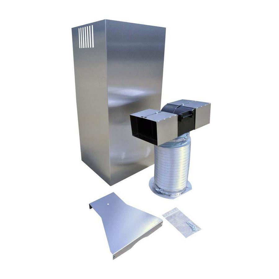 Whirlpool Wall Hood Extension 7-10Ft