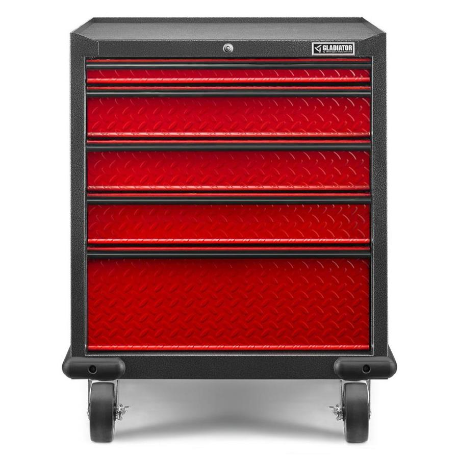 Gladiator 34.5-in x 28-in Steel Tool Chest
