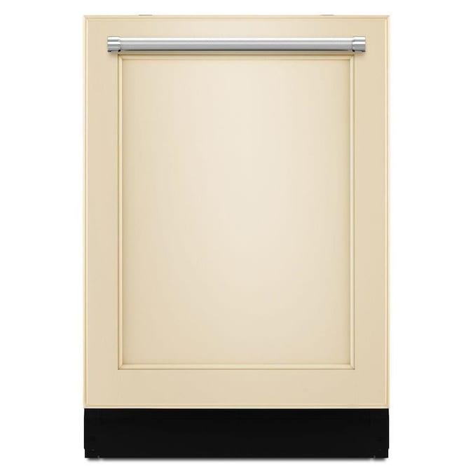 KitchenAid 44-Decibel Top Control 24-in Built-In Dishwasher (Panel Ready) ENERGY STAR