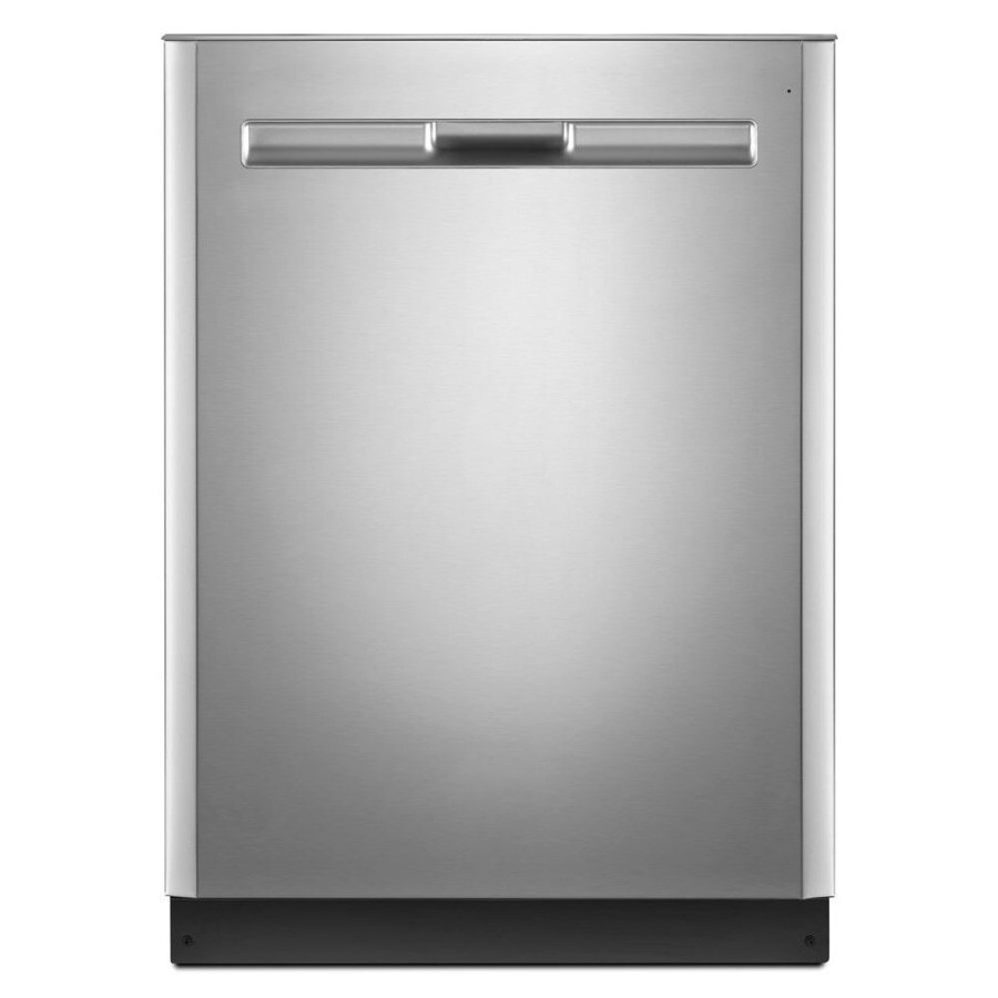 Maytag Mdb8969sd 24 In 47 Decibel Built In Dishwasher: Shop Maytag 47-Decibel Built-In Dishwasher (Fingerprint