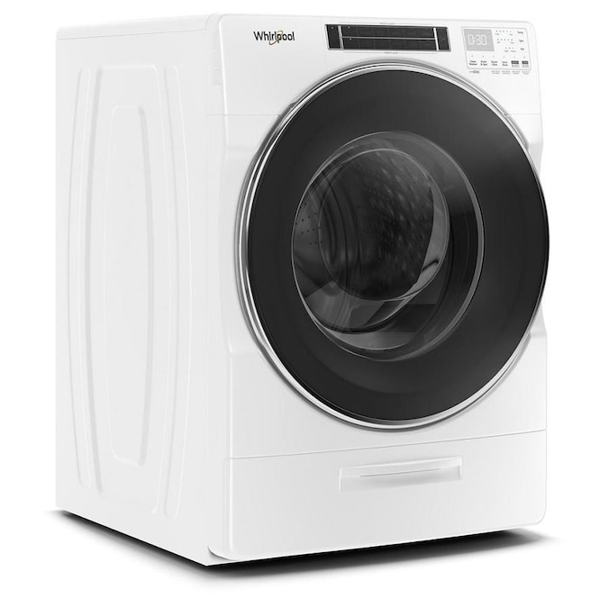 Whirlpool 5.0-cu ft High-Efficiency Front Load Washer with ...