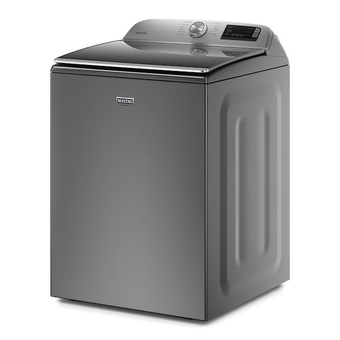 Maytag Smart capable 4.7-cu ft High Efficiency Top-Load ...