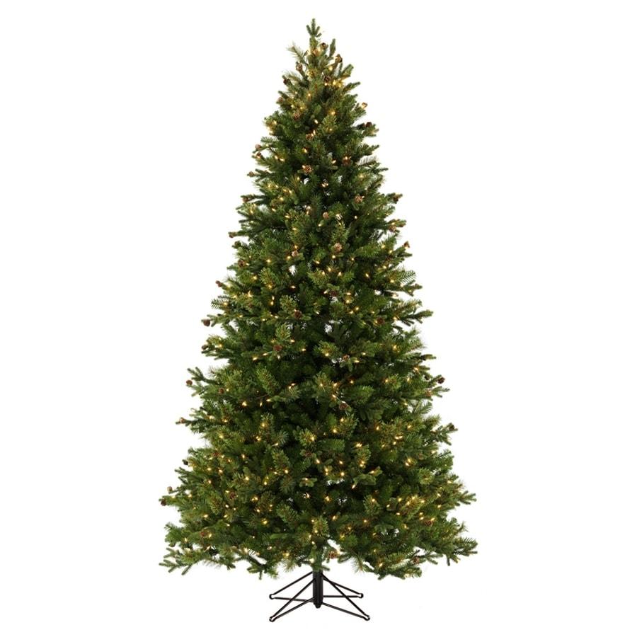 Shop sylvania new york mixed pine artificial