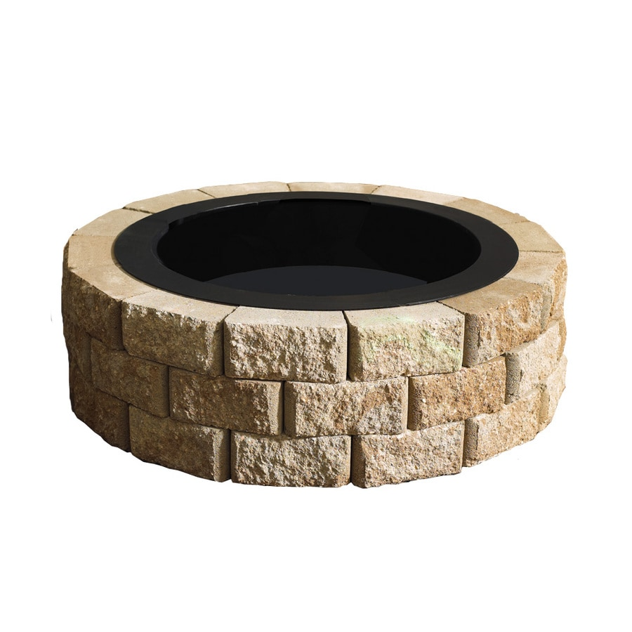 Anchor Firepit Patio Block Project Kit