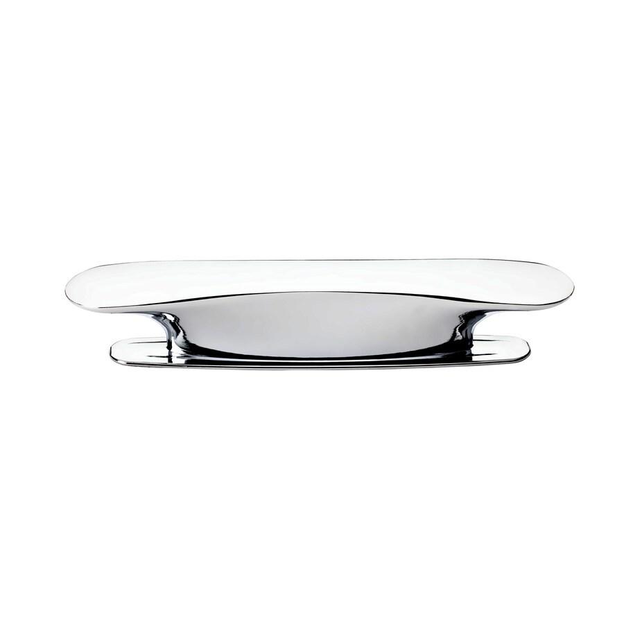 BALDWIN 3-in Center-to-Center Polished Chrome Prestige Rectangular Cabinet Pull